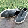 HLA Letter Print Nubuck Male Casual Shoes deal