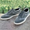 cheap HLA Letter Print Nubuck Male Casual Shoes