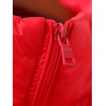 Long Sleeve Padded Down Jacket deal
