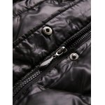 best Belted Hooded Quilted Coat