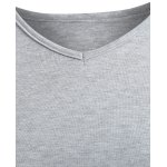 Long Sleeve Lace Panel Plus Size Tee deal