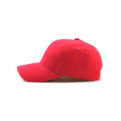 Hot Sale Outdoor Adjustable Pure Color Baseball Cap