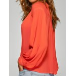 Loose Ruched Shirt deal