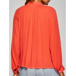 Loose Ruched Shirt for sale