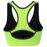 cheap Racerback Padded Sports Bra