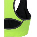 Racerback Padded Sports Bra for sale