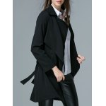 Belted Trench Wrap Coat deal
