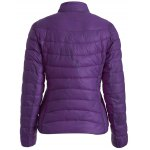 Zip Up Convertible Quilted Jacket deal