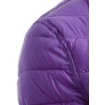 best Zip Up Convertible Quilted Jacket