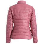 Zip Up Convertible Quilted Jacket for sale