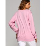 best Rose All Day Letter Sweatshirt