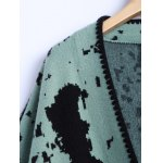 Chinese Painting Woolen Cardigan deal