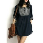 Embroidered Tunic Top deal