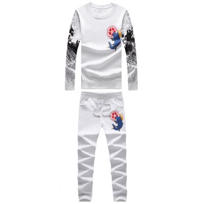 T-Shirt and Jogger Pants Twinset