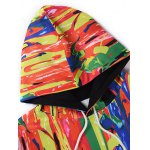 Colorful Paint Dripping Hoodie deal