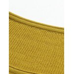 Ribbed Openwork Slimming Knitwear photo