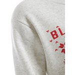 Christmas Loose Printed Sweatshirt deal