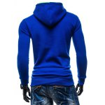 New York Printed Kangaroo Pocket Pullover Hoodie deal