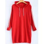58 Tunic Hoodie with Drawstring