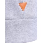 best Patched Casual Hoodie