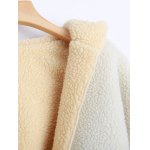 Hooded Double Side Cashmere Overcoat deal
