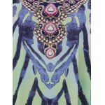 Cool Plus Size African Print Dress photo