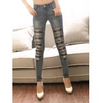 Ripped Torn Jeans for Women