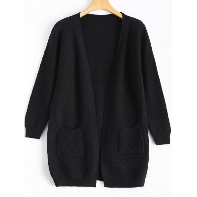 Thick Loose Cardigan