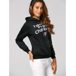 cheap Letter Sport Hoodie