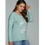 Plus Size Oh My Clic T-Shirt deal