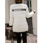 Patch Padded Puffer Coat deal
