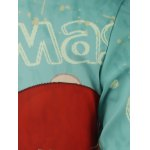 Merry Christmas Printed Long Sleeve Sweatshirt for sale