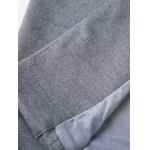best Fitted Twin Pockets Wool Coat