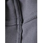 Casual Fleece Narrow Feet Pants deal
