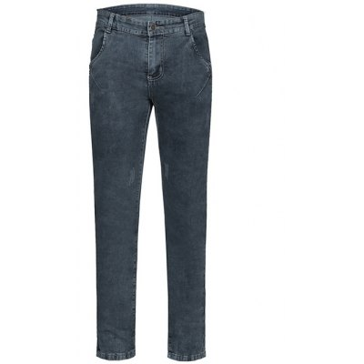 Zipper Fly Plus Size Vintage Straight Leg Jeans