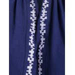 Long Sleeve Embroidered Peasant Blouse for sale