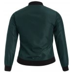 cheap Simple Style Bomber Jacket