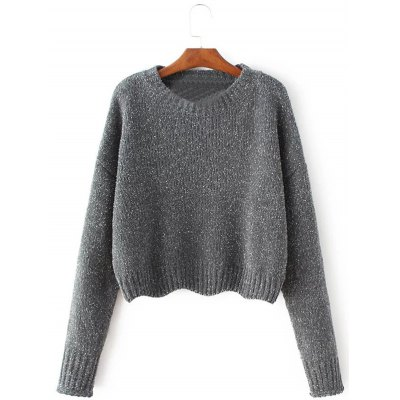 Pullover Knit Sweater