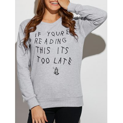 Graphic Funny Sweatshirt