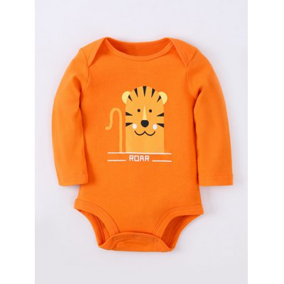 Cartoon Tiger Kids Baby Romper