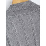 Cable Knit Cardigan for sale