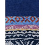 best Kangaroo Pocket Tribal Print Sweatshirt
