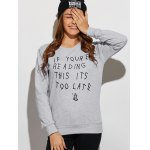 Graphic Funny Sweatshirt deal