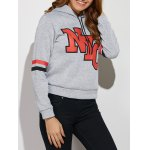 NYC Hoodie With Drawstring