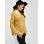 Long Sleeve Pullover Sweater deal