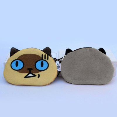 Cartoon Print Zip Printed Coin PurseCartoon Print Zip Printed Coin Purse<br><br>Gender: For Women<br>Style: Casual<br>Closure Type: Zipper<br>Pattern Type: Character<br>Main Material: Suede<br>Length: 13.5CM<br>Height: 9.5CM<br>Weight: 0.039kg<br>Package Contents: 1 x Coin Purse