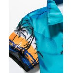 Tropical Printed Short Sleeve Shirt deal