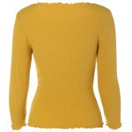 cheap Long Sleeve Fitted Short Knit Pullover Sweater