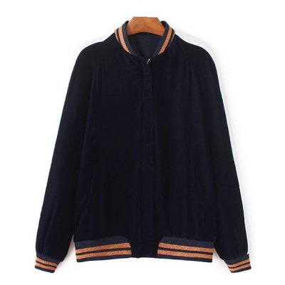 Velvet Embroidery Souvenir jacket