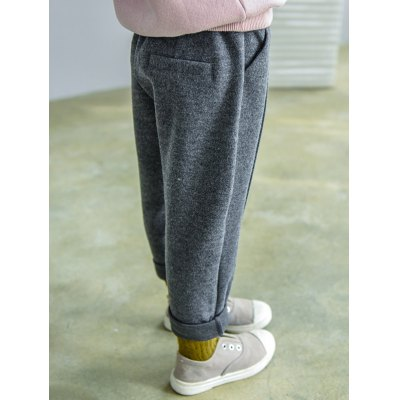 Elastic Waist Narrow Feet SweatpantsGirls Clothing<br>Elastic Waist Narrow Feet Sweatpants<br><br>Style: Casual<br>Length: Normal<br>Material: Cotton,Polyester<br>Fit Type: Loose<br>Waist Type: Mid<br>Closure Type: Elastic Waist<br>Pattern Type: Solid<br>Embellishment: Pockets<br>Pant Style: Harem Pants<br>Weight: 0.339kg<br>Package Contents: 1 x Pants